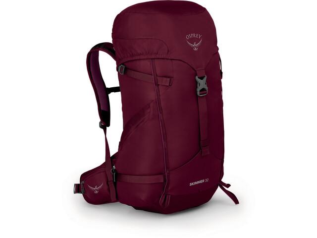 Osprey Skimmer 32 Backpack Dame plum red